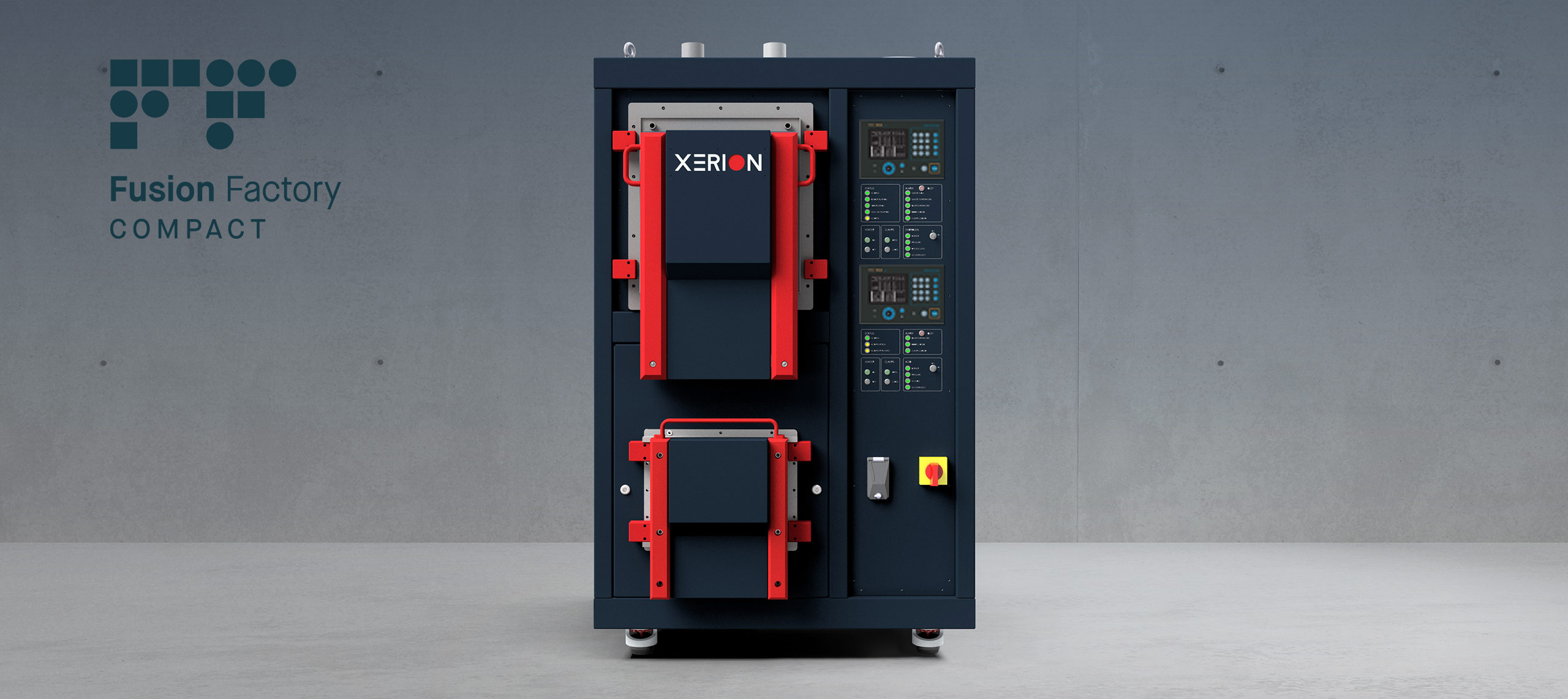 XERION Additive Manufacturing Fusion Factory COMPACT
