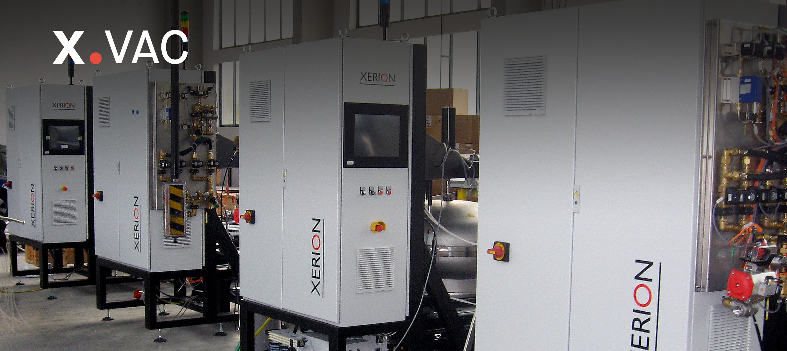 XERION Furnaces X.VAC 1
