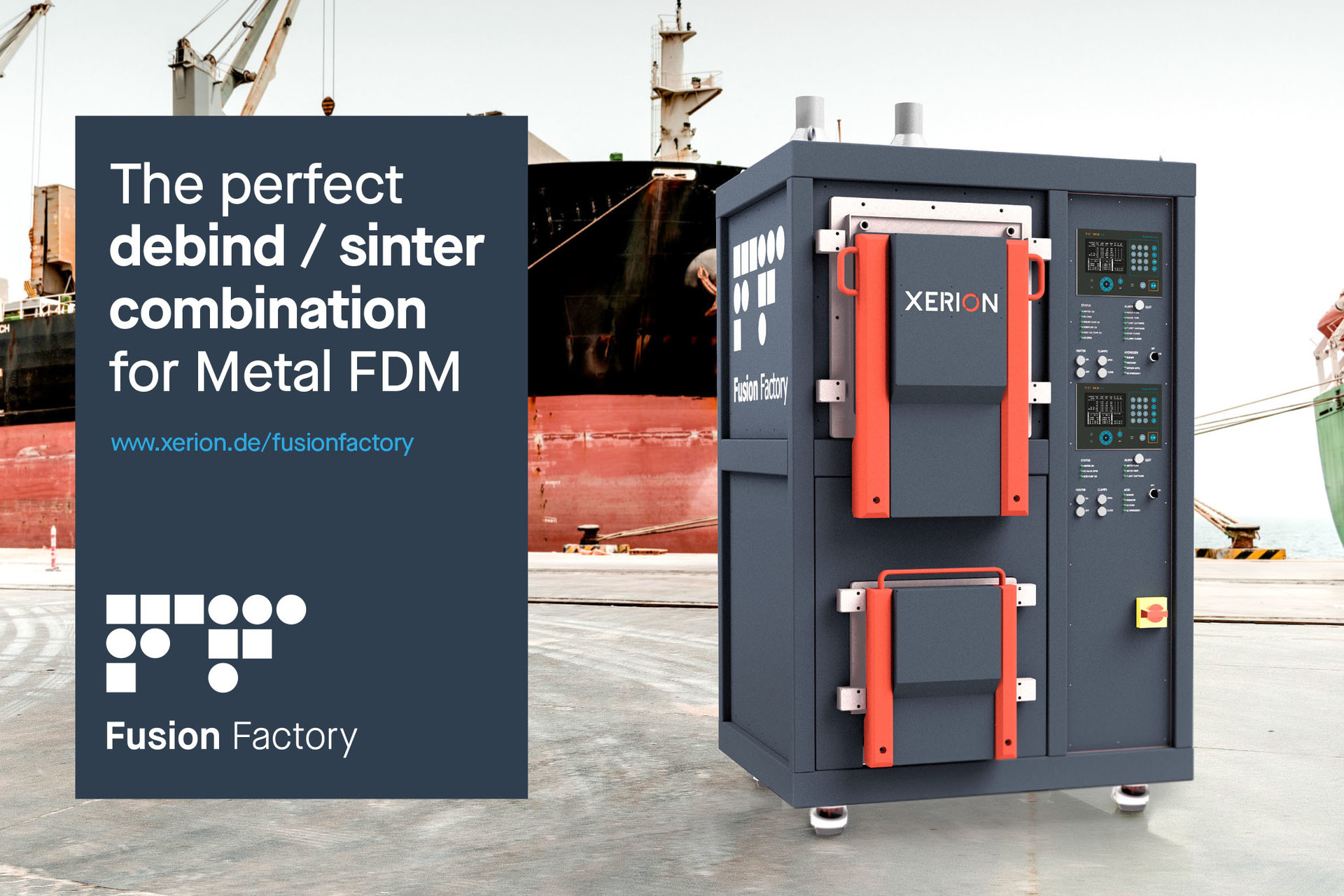 Dutch Aerospace Centre (NLR) to install Xerion Fusion Factory Compact (Powder Injection Moulding International)