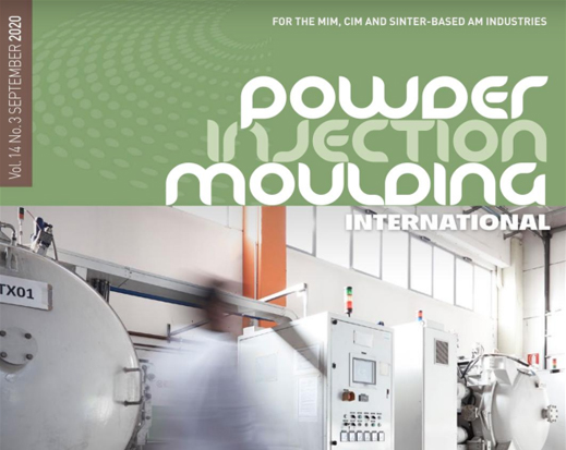 Perspectives on extrusion-based metal Additive Manufacturing: From bionic design to hollow structures and foams (Powder Injection Moulding International September Issue 2020)