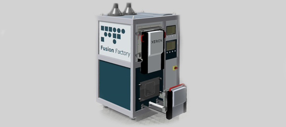 XERION launches ultra-compact Fusion Factory Additive Manufacturing System (metal-am.com)